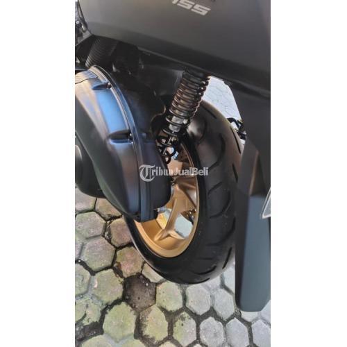 Motor Yamaha Nmax 2017 Hitam Bekas Surat Lengkap Pajak Baru - Tabanan