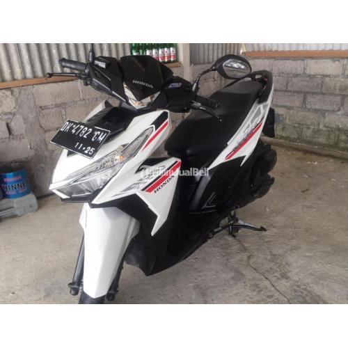 Motor Honda New Vario 125cc 2015 Surat Lengkap Bekas Harga Nego - Denpasar