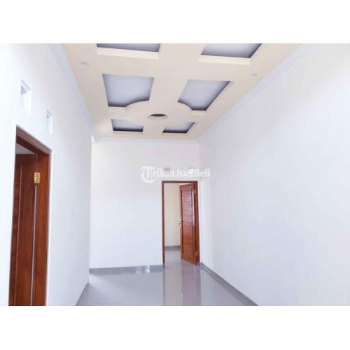 Dijual Rumah Baru Elegan Desain Mewah Luas 105 m2 Lokasi Strategis di Barat Stadion - Bantul