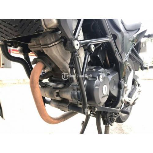 Motor Honda CB150R 2014 Body Mulus Mesin Kering Bekas Full Original - Temanggung