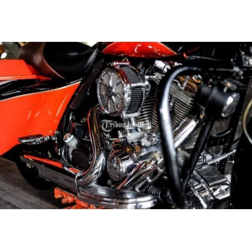 Moge HD-Electra CVO Engine 103 Cubic 2004 Limited Bekas Terawat - Denpasar