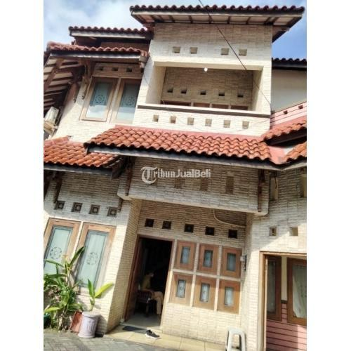 Dijual Rumah MAGUWOHARJO 2 Lantai 14 Kamar Sisa Lahan Belakang. Lt 996 m2 - Jogja