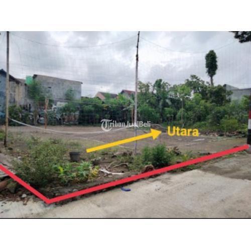 Dijual Tanah Kosong Ngabean Kulon, Belakang PLN Jl KALIURANG Km 8.Luas 800m2 - Jogja