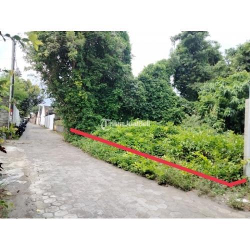 Dijual Tanah kosong di Perumnas Belakang RS JIH Yogyakarta. Lt 871m² Ld 15m - Jogja