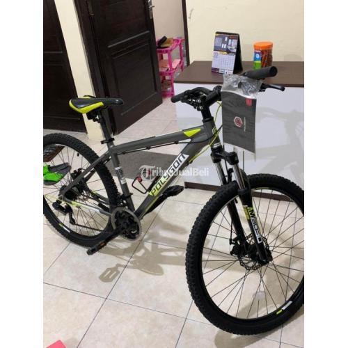 Sepeda MTB Polygon Monarch 4 Bekas Like New Normal Harga Nego - Solo