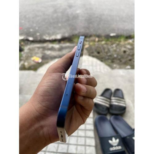 HP Apple iPhone 12 128GB iBox Bekas Garansi Panjang Mulus Nominus - Jogja