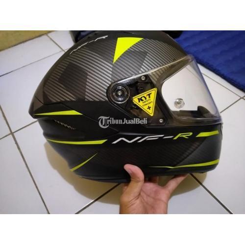 Helm Full Face KYT NFR Ukuran M Bekas Mulus Lengkap Harga Nego - Semarang