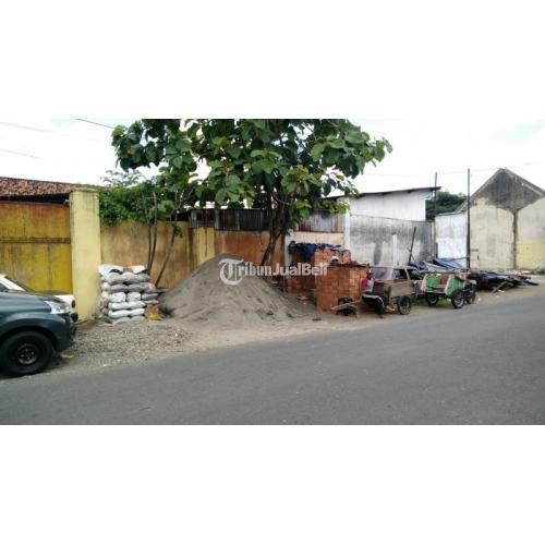 Dijual Tanah Strategis Lt 1609㎡ ld 30m di BUMIJO, Utara Samsat - Kota Jogja