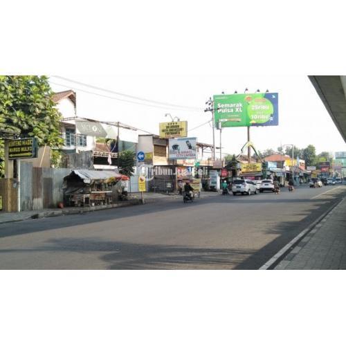 Dijual Tanah UTARA Mc Donalds JOMBOR Tepi Jl Magelang Km 6.5. Lt 1500m² - Sleman