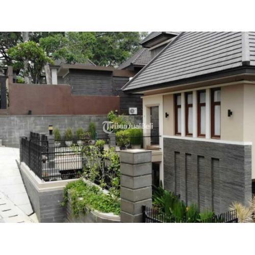 Dijual Vila Mewah Fully Furnished Dago Atas Legalitas SHM IMB Bekas Bisa KPR - Bandung