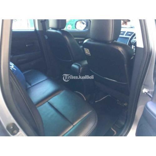 Mobil Mitsubishi Outlander PX Automatic 2014 Warna Grey Metalik Bekas - Jakarta Utara