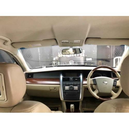Mobil Nissan Teana2007 Tipe JS Pajak Panjang Surat Lengkap Bekas - Sukabumi