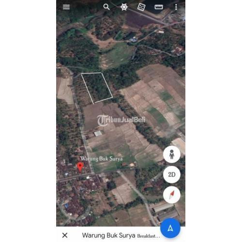 Jual Tanah Kebun Luas 3650m2 Legalitas SHM Harga Nego - Tabanan