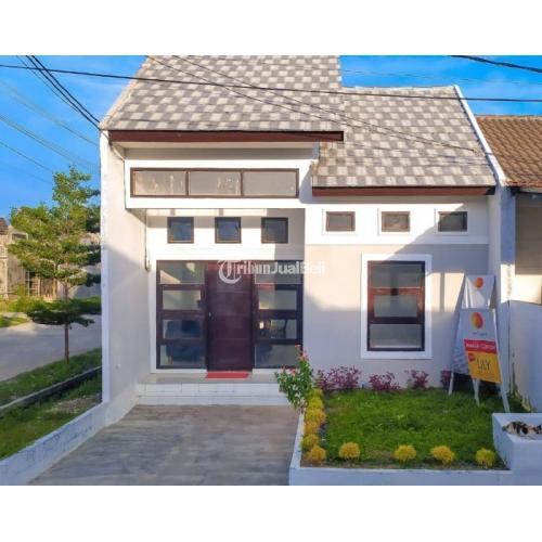 Dijual Rumah Baru Harga Murah Subsidi KPR BTN Desain Minimalis - Tangerang