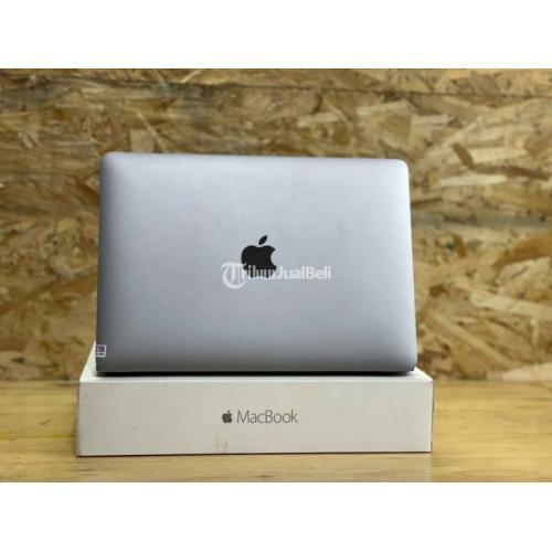 Laptop MacBook Retina 2015 Fullset Layar 12 Inc Ram 8Gb Bekas Normal - Bandung