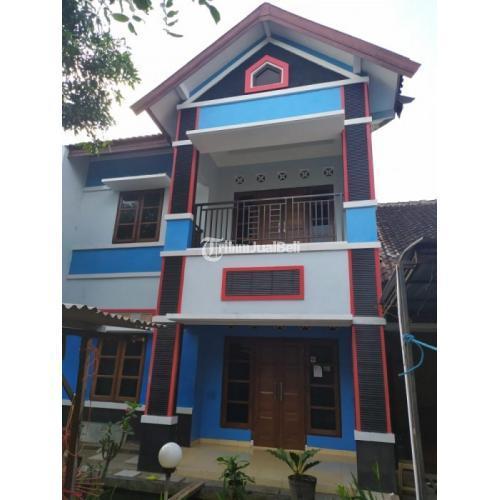 Dijual Rumah 2 Lantai, 2 KIOS(depan). Dekat SMPN 2 MANISRENGGO- Klaten