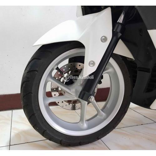 Motor Yamaha NMax Non ABS 155 2019 Bekas Full Orisinil Harga Nego - Jakarta Selatan