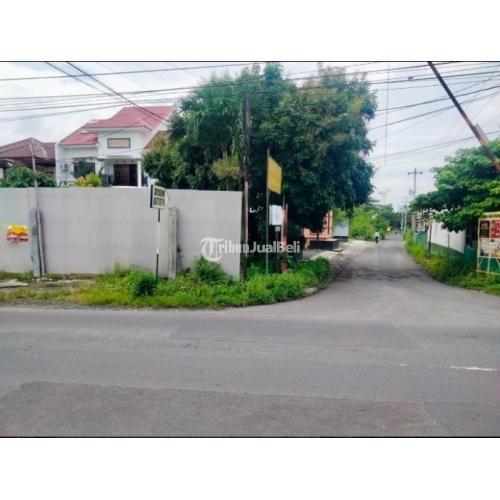 Dijual Tanah Strategis Lt 375m2 ld 23m di Jalan DAMAI, Utara HYATT Palagan - Sleman