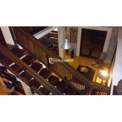 Dijual Rumah TROPIS + Paviliun Lt 1180m²- Utara Jl Damai, Jarak 5,9Km ke UGM - Sleman