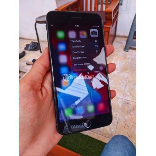 HP iPhone 7 Plus 32Gb Kondisi Beka Normal Baterai Awet Bisa TT/BT - Bandung