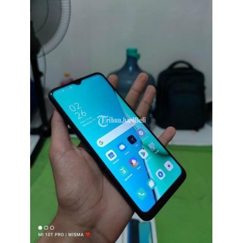 HP Oppo A9 Ram 8/128Gb Fullset Bekas Normal Mulus No Minus Bisa TT - Jakarta Barat