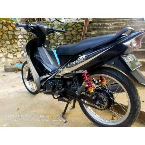 Motor Yamaha Vega New 2008 Surat Lengkap Mesin Normal Bekas - Semarang