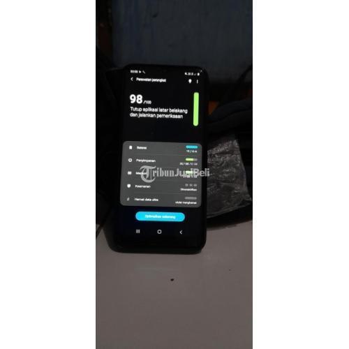 HP Samsung A20 Ram 3/32Gb Warna Hitam Bekas Harga Murah - Jakarta Utara
