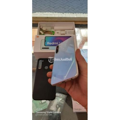 HP Xiomi Redmi Note 8 Ram 4Gb/64Gb Fullset Bekas Mulus No Mulus - Sidoarjo