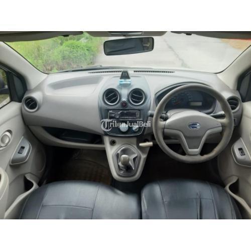 Mobil Datsun Go+ 2016 Manual Surat Lengkap Pajak Hidup Bekas - Mojokerto