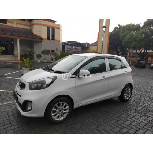 KIA Picanto 1.2 MT 2013 Matik Surat Lengkap Mesin Sehat Bekas - Jakarta Selatan
