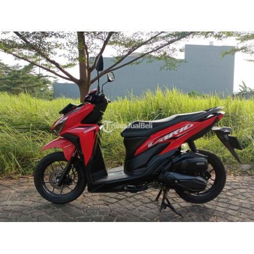 Motor Honda Vario 125CC 2020 Surat Lengkap Mesin Normal Bekas - Jakarta Barat