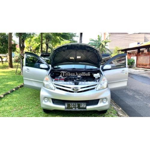 Mobil Daihatsu Xenia X 2014 Manual Silver Pajak Hidup Bekas Surat Lengkap - Bekasi