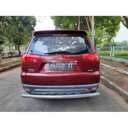 Mobil Mitsubishi Pajero Exced AT 2011 Pajak Panjang Mesin Kering - Surabaya