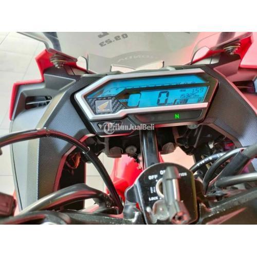 Motor Honda CBR 150CC 2018 Surat Lengkap Mesin Standart Bekas - Sidoarjo