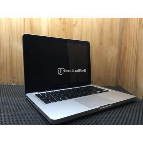 Laptop Macbook Pro MD101 Middle 2012 SSD 120GB Bekas Siap Pakai - Jogja