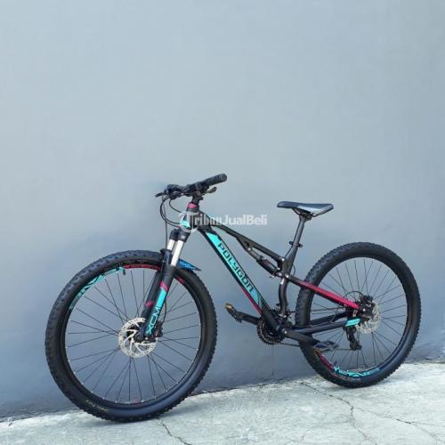 Sepeda MTB Polygon RAYZ 3 2020 (S) 27.5inch Fullsus Bekas Mulus Harga Nego - Tangerang