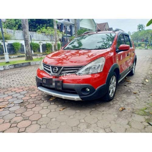 Mobil MPV Nissan Grand Livina X-Gear 2013 Bekas Tangan1 Orisinil - Semarang