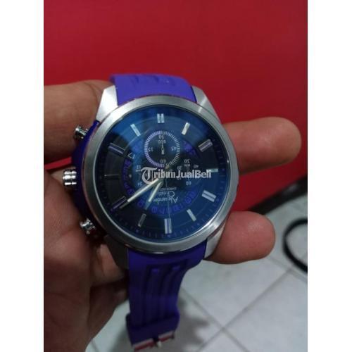 Jam Tangan Alexandre Christie 6325MC Second Like New Mulus Harga Nego - Surabaya