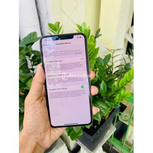 HP Apple iPhone 11 Pro Max 256GB Bekas Fullset Nominus Normal - Gresik