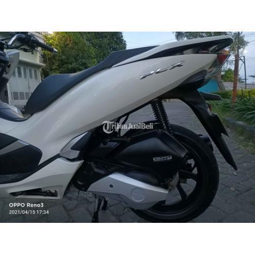 Motor Honda PCX 2019 Bekas Mulus KM Rendah Surat Lengkap Pajak Panjang - Surabaya