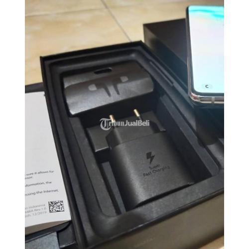 HP Samsung Note 10 Lite 8/128GB Bekas Mulus Nominus Fullset Harga Nego - Badung