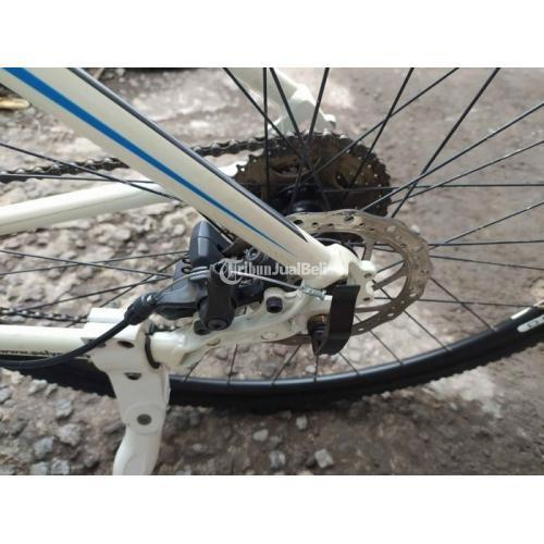 Sepeda Polygon Heist 4.0 Hybrid 3x9 Road Bike Second Siap Pakai - Badung