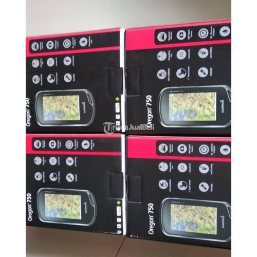 Garmin GPS Oregon 750 Terbaru dan Terjangkau Garansi Resmi - Tangerang