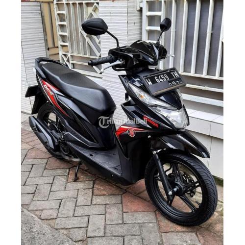 Motor Honda Beat 2019 Bekas Warna Hitam Kondisi Normal Mulus Mesin Halus - Surabaya