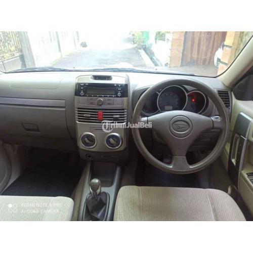 Mobil Daihatsu Terios TX 1.5 Manual 2011 Bekas Full Orisinil Surat Lengkap - Kendal