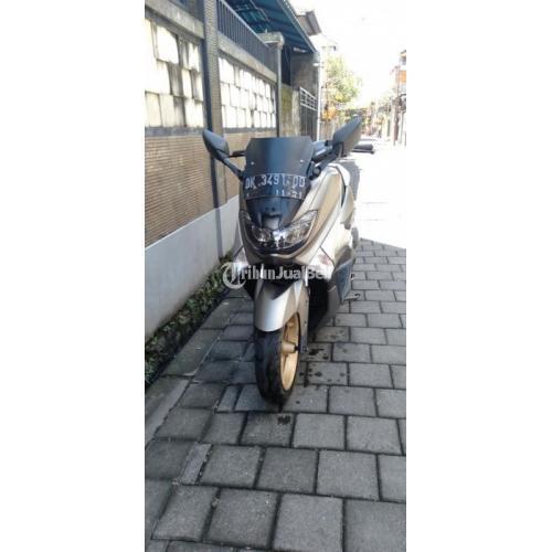 Motor Yamaha NMax Non ABS 2016 Surat Lengkap Body Mulus Bekas - Bangli