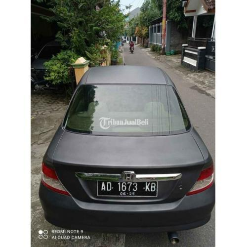 Mobil Sedan Honda City 2013 Matik Mesin Halus Pajak Aktif Bekas Mulus - Boyolali