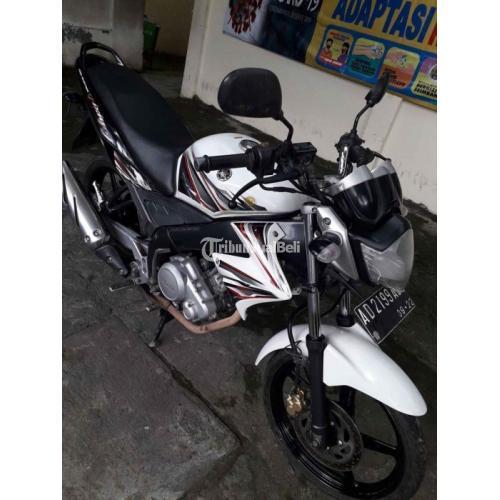 Motor Yamaha Vixio Old 2012 Surat Lengkap Pajak Aktif Bekas Mulus - Solo