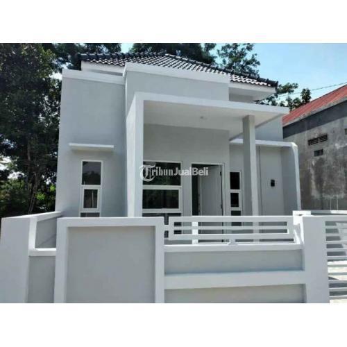 Rumah Baru Luas 105 Isi 2 Kamar Halaman Luas Harga Nego - Sleman