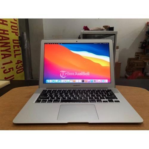 Laptop Macbook Air 13inchi 2015 Core i5 Ram 4GB SSD 128GB Second Mulus - Denpasar